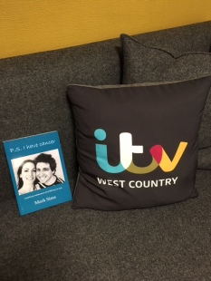 Mark's book at ITV - he'd be thrilled.